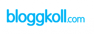 Logga för bloggkoll-företagsblogg