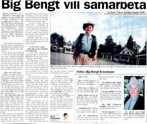 Big Bengt, värnamo nyheter