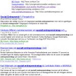 Google-bloggsök