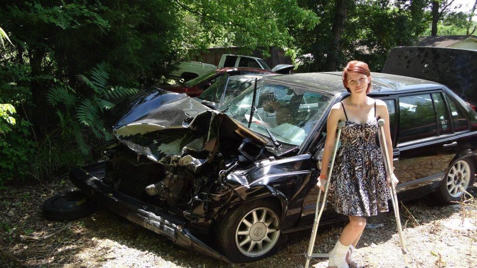 Volvo Olycka