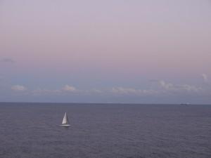 Segling utanför Malta