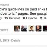 Om Hyckleri vore en Sport skulle Google vara Världsmästare