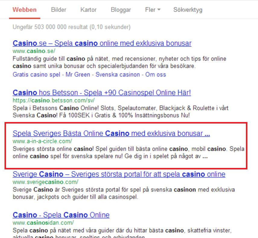 Google hackad