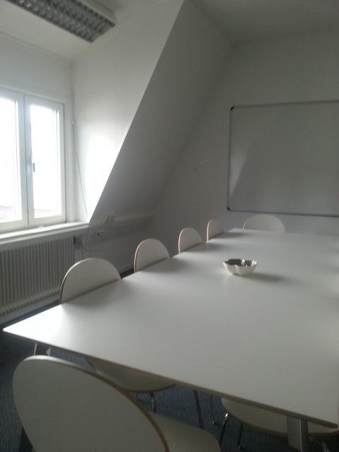 Konferensrummet på Brath