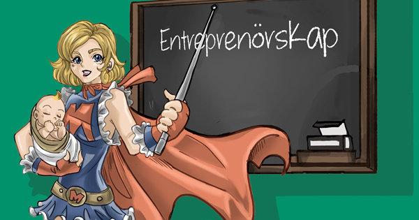 mamma entreprenorskap